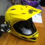 HelmetCam!